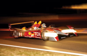 Readers' evening with McNish and Kristensen