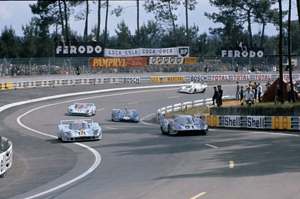 Legends of Le Mans