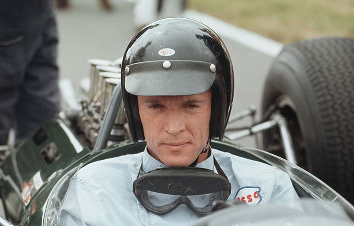 Dan Gurney, America's greatest racing man