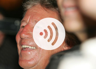 February's audio podcast (part 1) with Mario Andretti