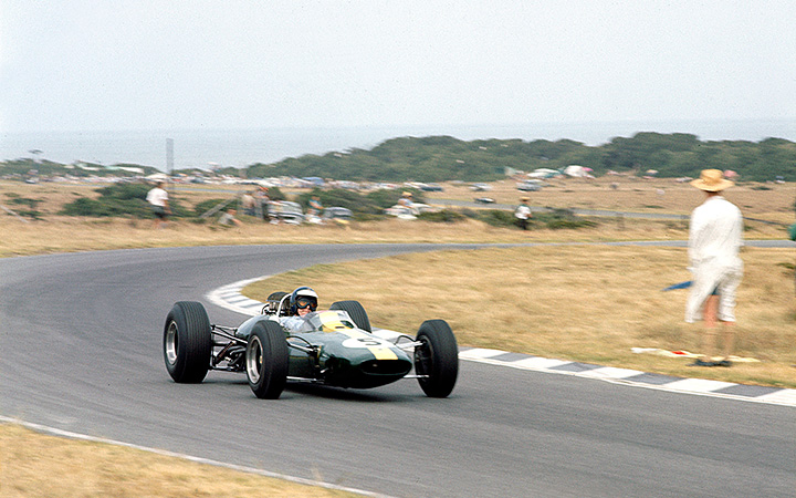 From Jim Clark to Formula E