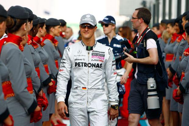 Schumacher: a fresh perspective