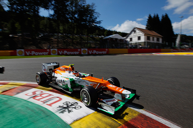 Season review: Force India