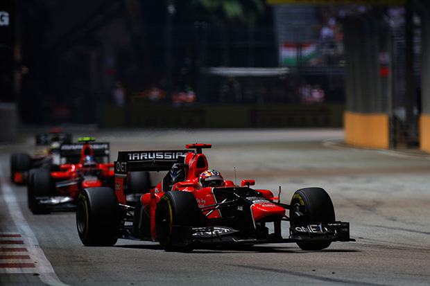 Season review: Marussia