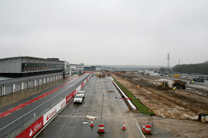 The changing face of Silverstone