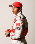 Lewis: the new Jim Clark?