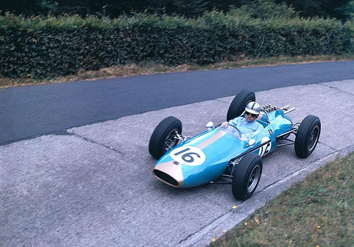 Jack Brabham – Personality Parade