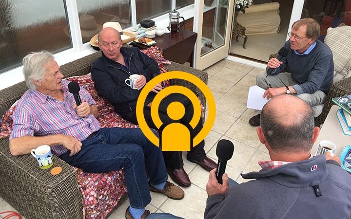 Tony Southgate podcast