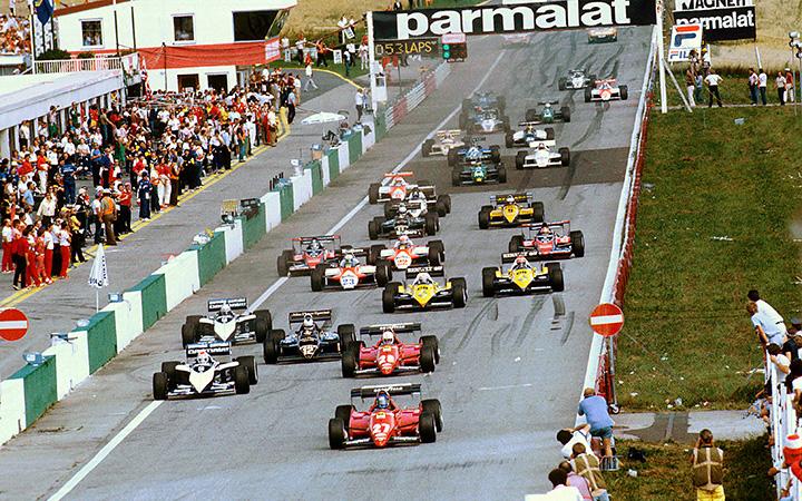 A brief history of the Austrian Grand Prix
