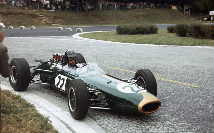 Gurney at Brabham