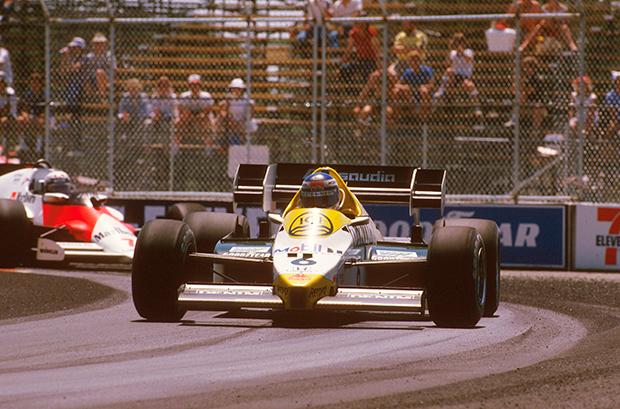 Roebuck's legends: Dallas 1984