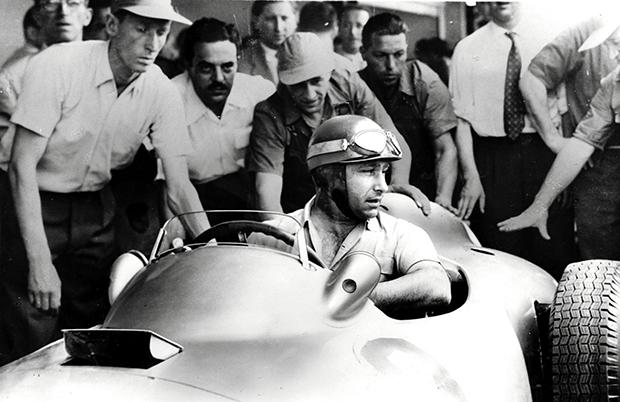 Vettel vs Fangio