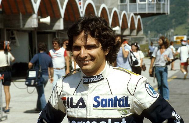 Roebuck's legends: Piquet leaves Brabham