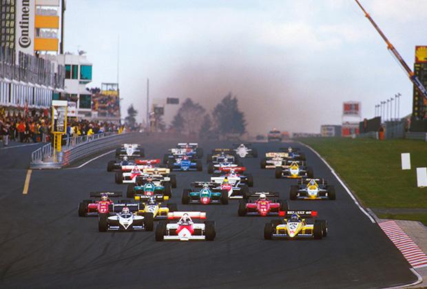 The old new Nürburgring