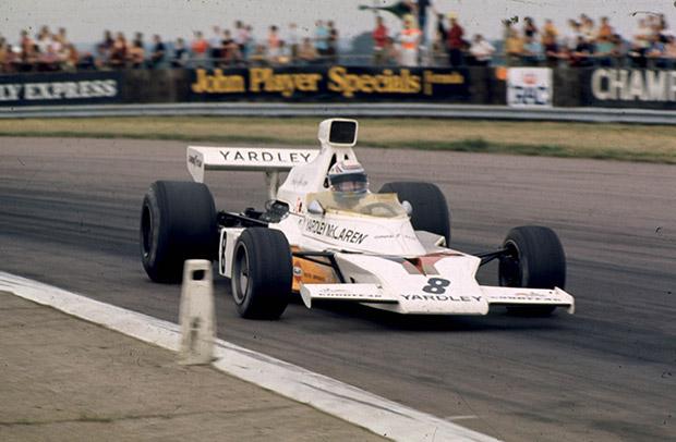 I was there when: 1973 British GP