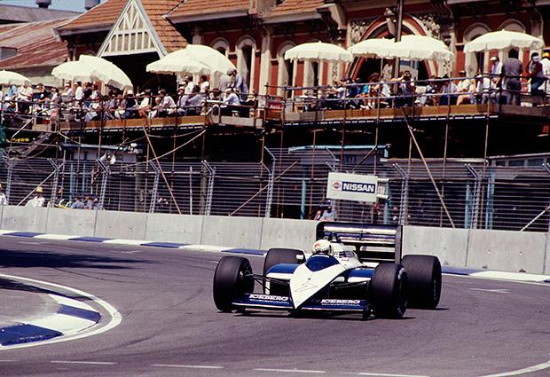 Formula 1 debuts