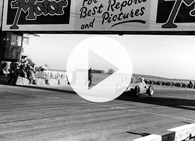 Classic season opener: 1950 British GP