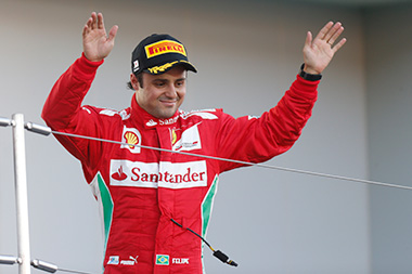 Ferrari's team structure