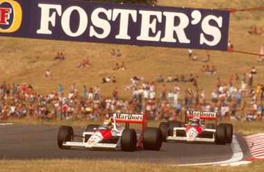 Formula 1's great superteams