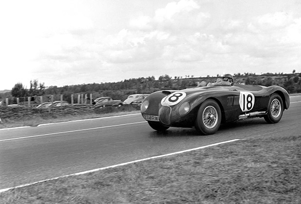 1953 Le Mans 24 Hours report