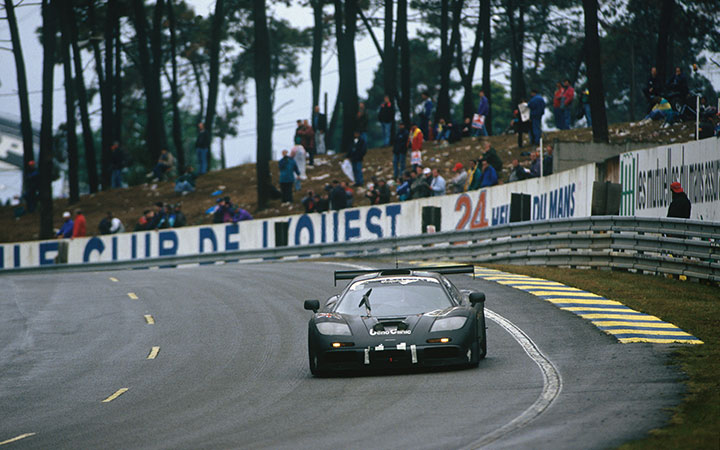 Friday flashback: 1995 Le Mans 24 Hours