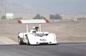 How Jim Hall started racing's aero revolution