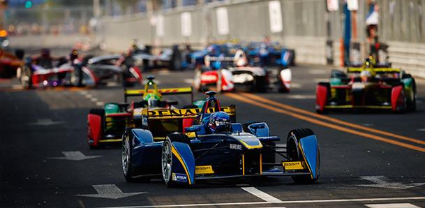 Formula E: an old concept
