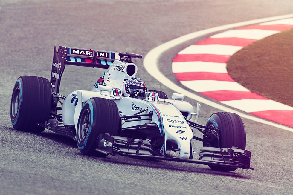 Williams-Martini deal confirmed