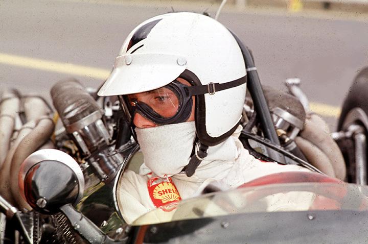 Richard Attwood's Formula 1 adventure