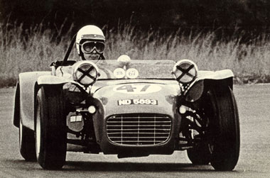 Murray's first car –the IGM-Ford