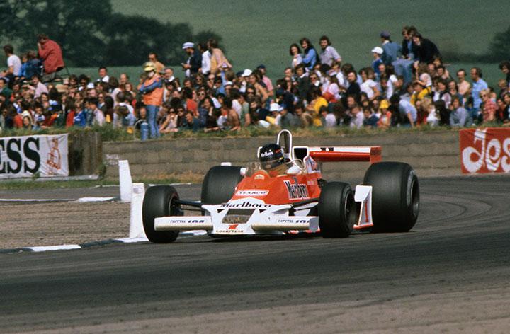 87 – 1977 British GP