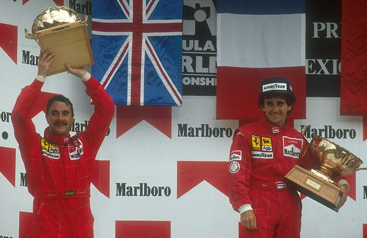 89 – 1990 Mexican GP