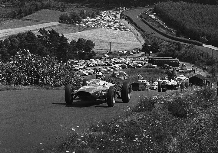 90 – 1963 German GP