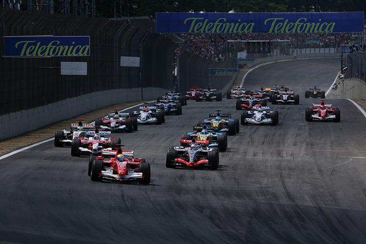 91 – 2006 Brazilian GP