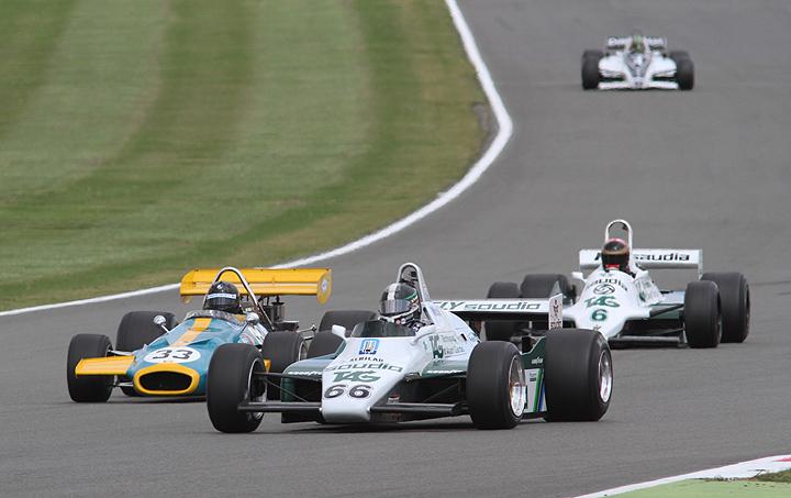 Mexico GP slot for Historic F1 cars