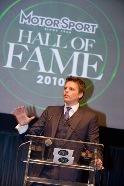 Hall of Fame opens with a bang