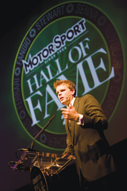 Hall of Fame honours racing icons
