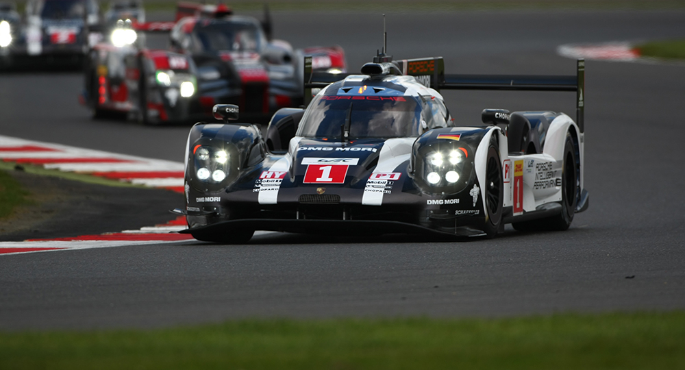 Watch: 6 Hours of Silverstone highlights