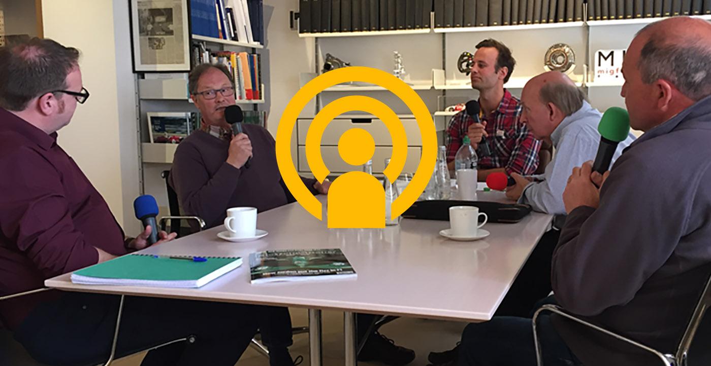 Frank Dernie podcast