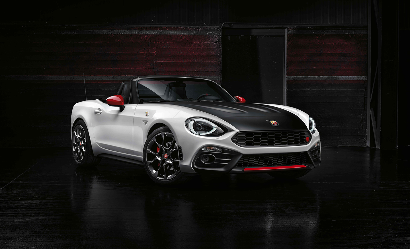 Abarth 124 spider set for first UK appearance at Hall of Fame