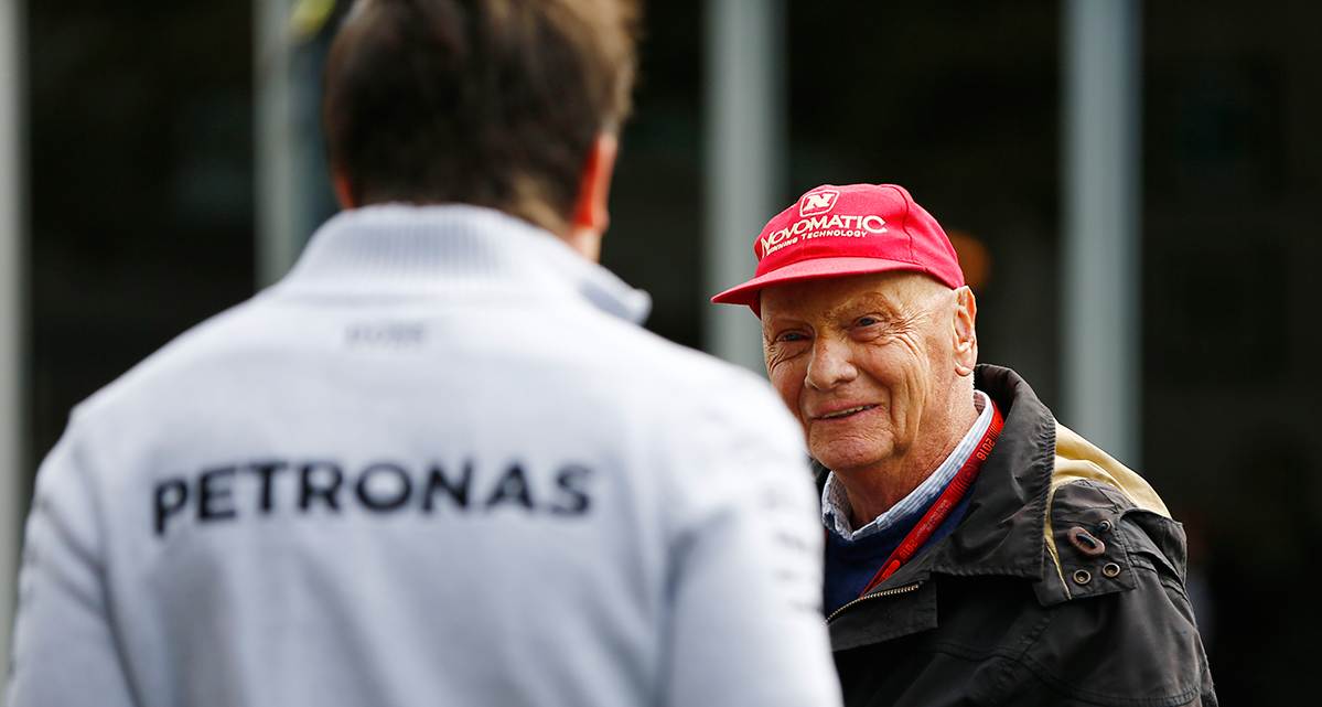 Lauda: DNA of F1 should be maintained