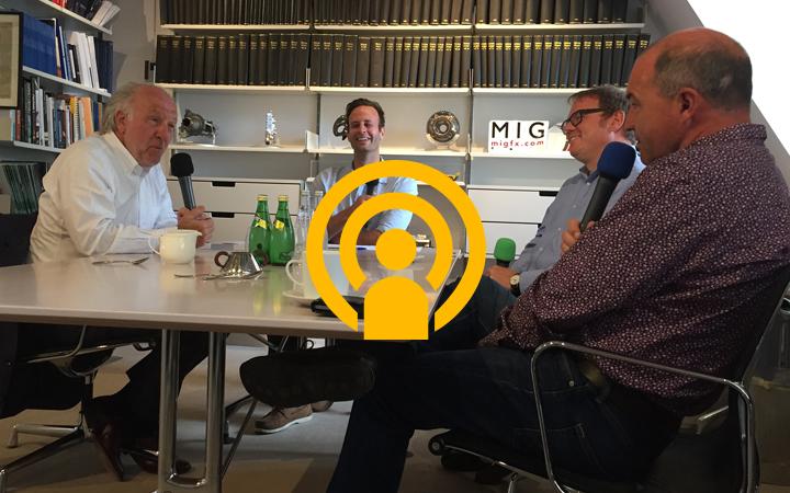 Podcast: David Richards