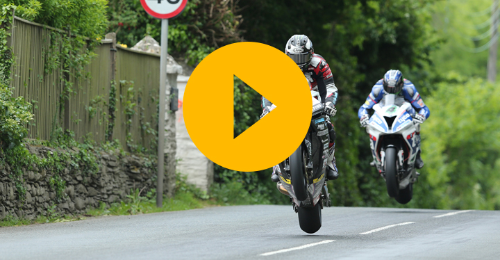 Watch: Two TT records fall