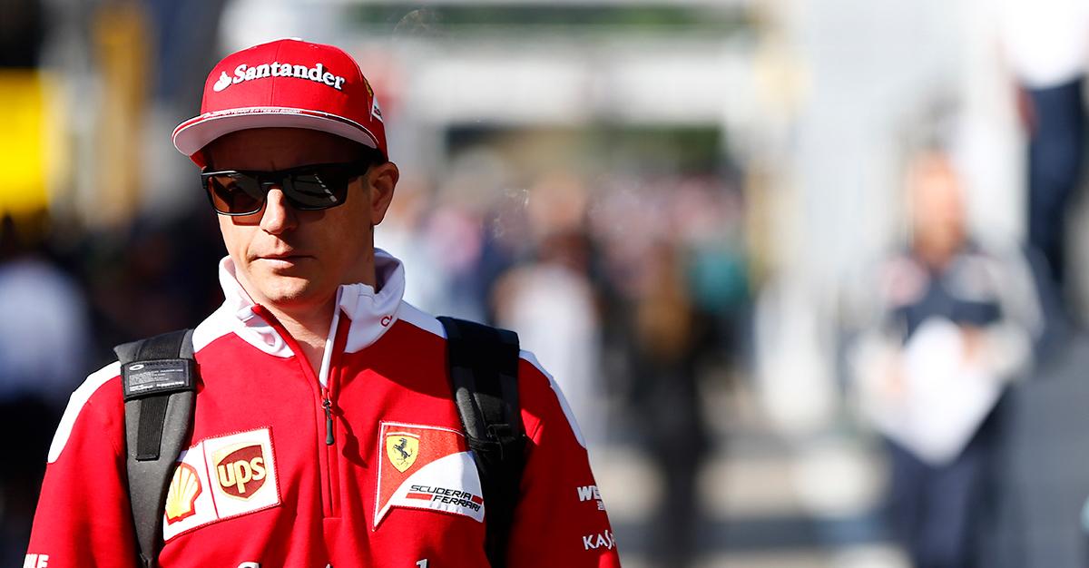 The enigmatic Kimi Räikkönen