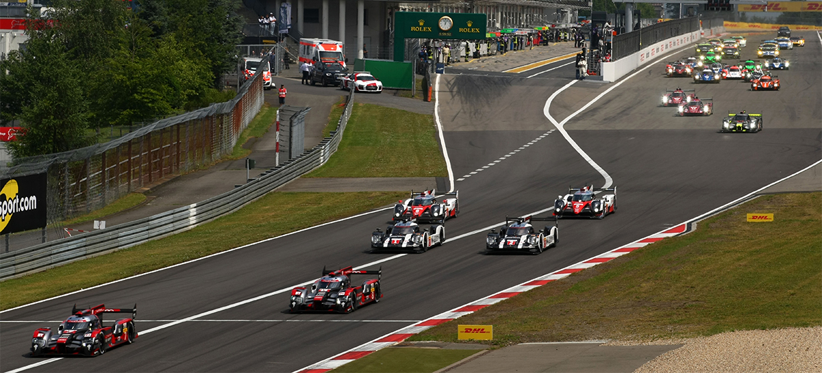 Porsche claims 6 Hours of Nürburgring