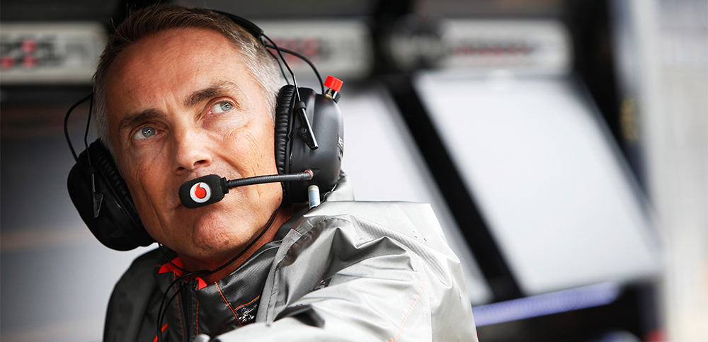Submit your questions for Martin Whitmarsh