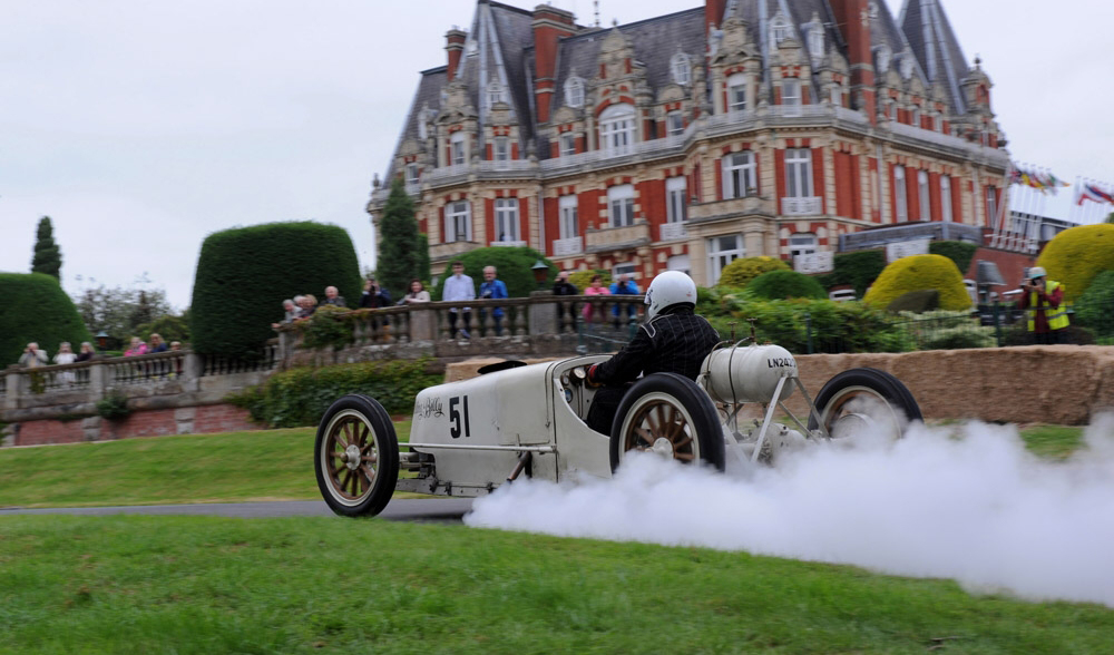 Chateau Impney Hill Climb is a hit