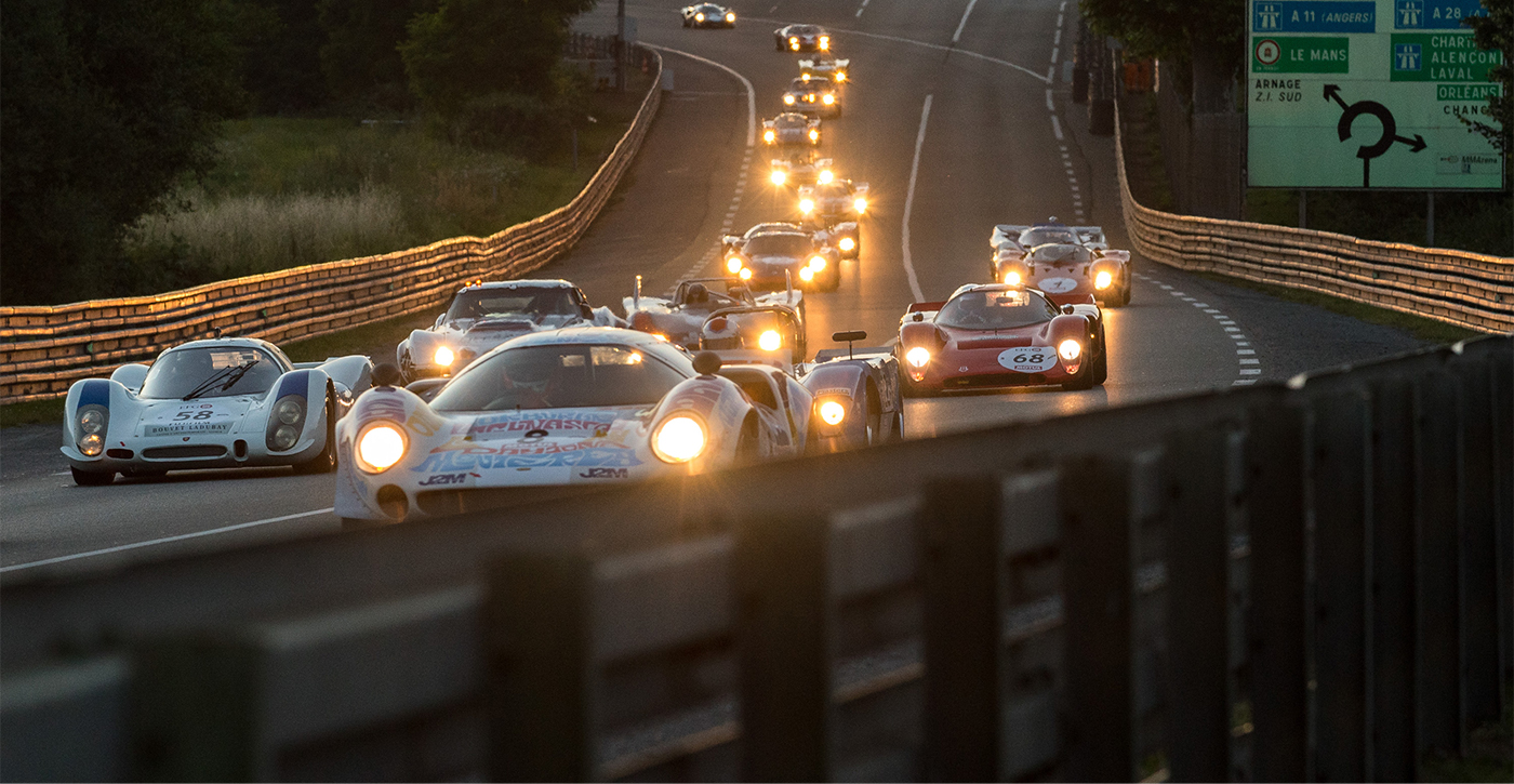 Gallery: Le Mans Classic