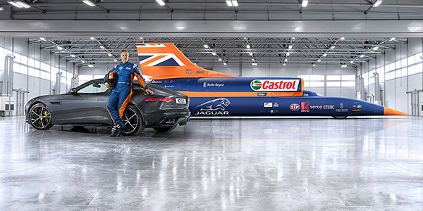 Bloodhound –fast but last?