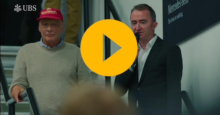 Watch: Behind the scenes at Mercedes GP